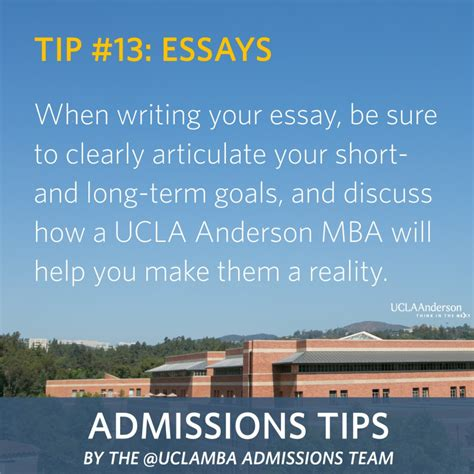 Consortium Mba Essays by Mba Insider S October 2016