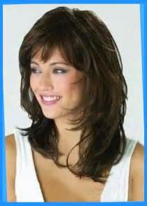 hair styles for shapes best 25 medium shag haircuts ideas on pinterest long