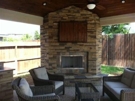 outdoor corner fireplace outdoor fireplaces outdoor living