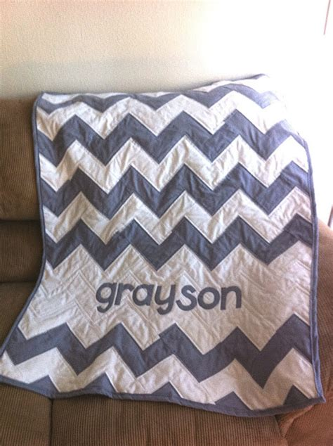 zig zag sewing pattern oh katy made it baby name chevron or zig zag quilt