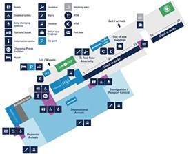 airport map bristol airport map ground floor map bristol airport