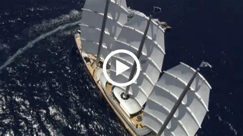 maltese falcon yacht video boat international