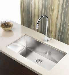 Kitchen Sinks Stainless Steel Undermount Undermount Stainless Steel Kitchen Sink Solution For Kitchen