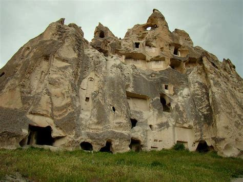 derinkuyu  cappadocian underground city travel dejavu