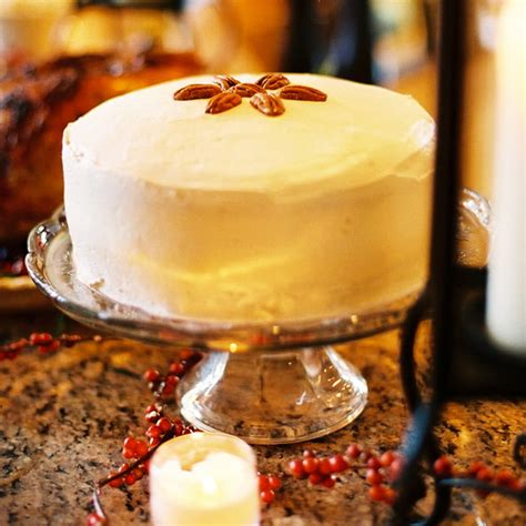 cream cheese frosting pumpkin cake best thanksgiving dinner food recipe bored fast food