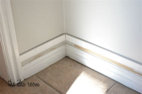 baseboard height laundry room tour the idea room