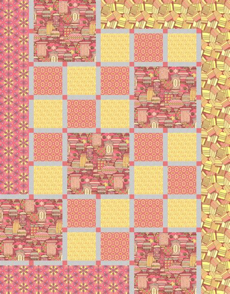 Day Vanila Latte 50 S X 20gr quilt as you go patterns