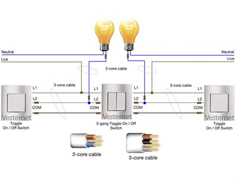 2 2 way lighting circuit wiring diagram wiring