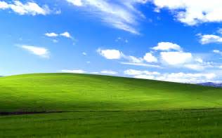 Green Horizon Landscaping by Windows Xp Bliss Wallpapers Hd Wallpapers