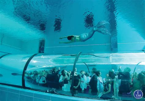 samsung dive italia the y 40 indoor swimming pool in italy is the world s