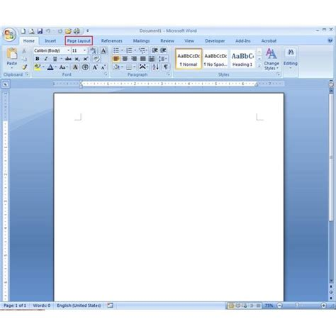 layout of microsoft word how to make a phlet using microsoft word 2007 learn
