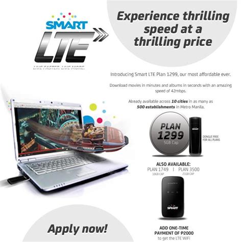 cheap home wireless internet plans smart lte broadband plan 1299 the most affordable plan
