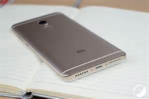 Redmi Note 4 Test Du Xiaomi Redmi Note 4 Une Mont 233 E En Gamme