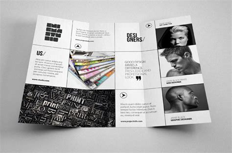 brochure design inspiration www pixshark com images