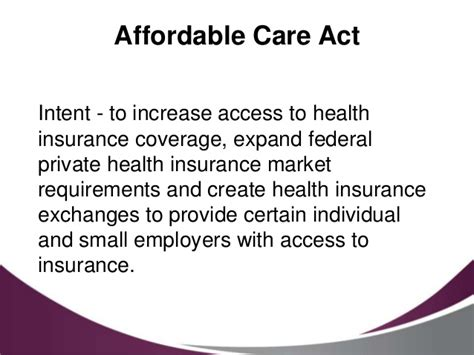 Affordable And Best Mba In Health by Affordable Care Act And Its Implications For Our Dental