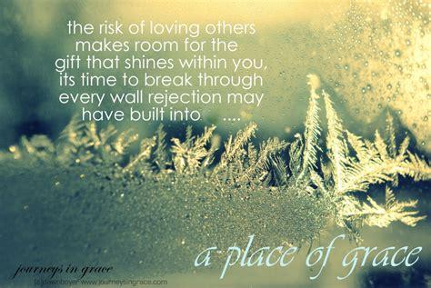 A Place Of Grace Wearing A Garment Of Grace Journeys In Grace