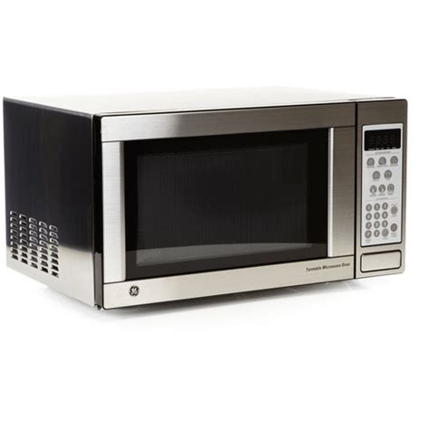 ge 1 1 cu ft jes1142sj countertop 1100 watt microwave