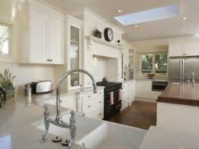White Kitchen Designs by White Kitchen Design Ideas Gallery Photo Of White