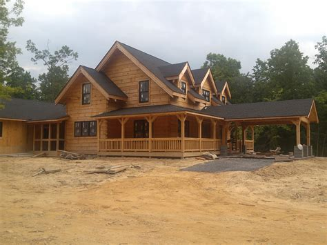 financing lending for a log or timber home by honest abe