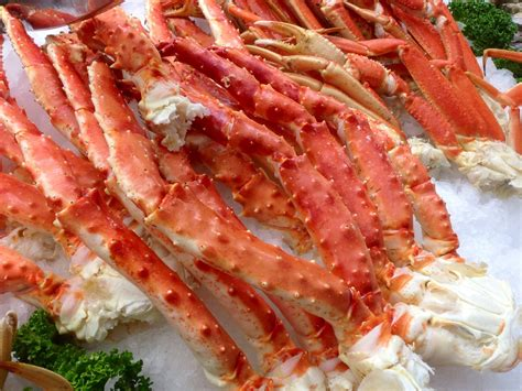 how to prepare king crab legs the butchers steel
