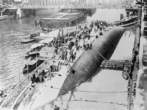 why did german u boats sank the lusitania the eastland disaster killed more passengers than the