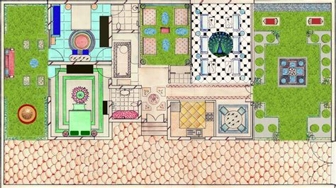 rajasthani home design plans farm house design by garima sharma at coroflot com