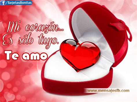 Tarjetas De Amor Lindas | tarjetas lindas con frases de amor mensajes para amor