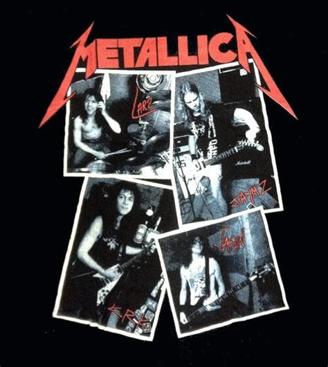 Garage Days Revisited by Metallica The 5 98 E P Garage Days Re Revisited