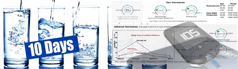 libro 10 days to faster 10 day water fast results ketones glucose weight hormones the quantified body