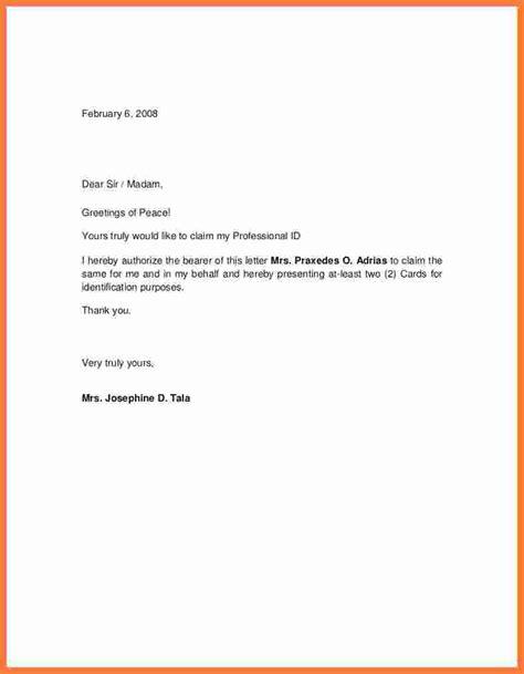 authorization letter format to up 6 sle authorization letter marital settlements