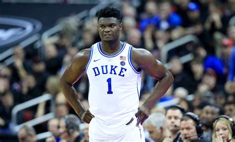 zion williamson says he gained 100 pounds in two years