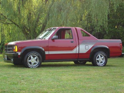 Dodge Shelby Dakota by 1989 Dodge Shelby Dakota By