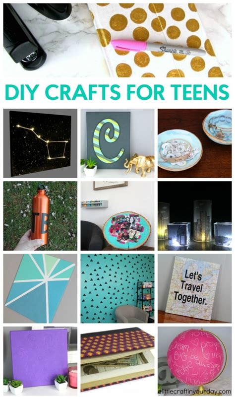 diy projects for teens diy crafts for teens a little craft in your day