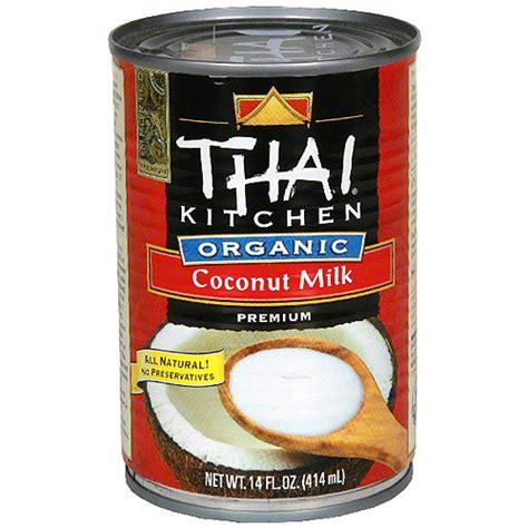 thai kitchen organic coconut milk 13 66 oz pack of 12
