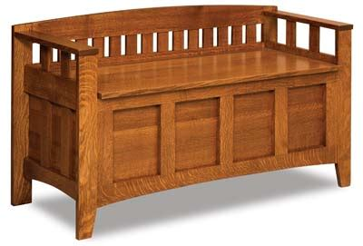 cherry wood storage bench westfield bench indiana amish storage bench solid wood storage bench
