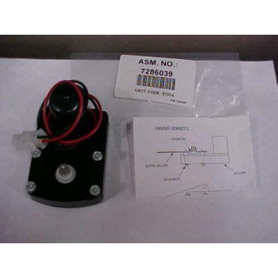 water softener motor water softener valve motor part number 7286039 sears