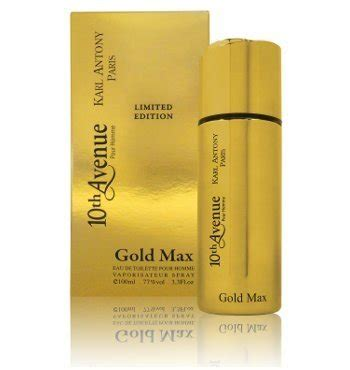 10th avenue karl antony gold max reviews and rating