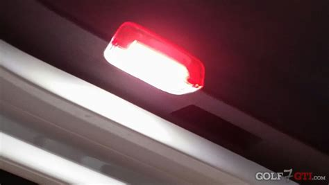 golf 7 beleuchtung erklärung led beleuchtung nachr 252 sten golf 7 gti community forum