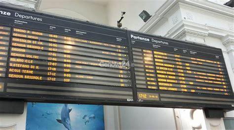 sciopero treni 26 e 27 novembre fascia 6 sciopero treni fs frecce regolari ridotti i regionali