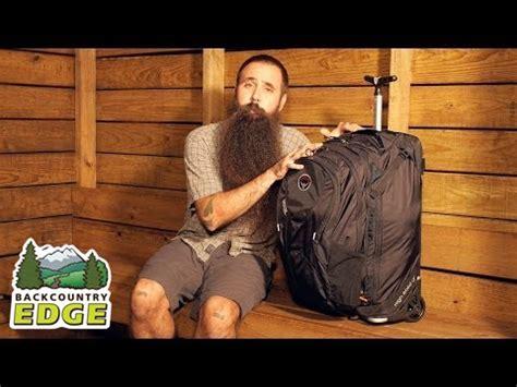 osprey ozone convertible 22 wheeled travel pack