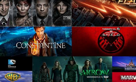 new tv shows 2016 2017 5 new comic superhero tv shows for 2016 to watch out for