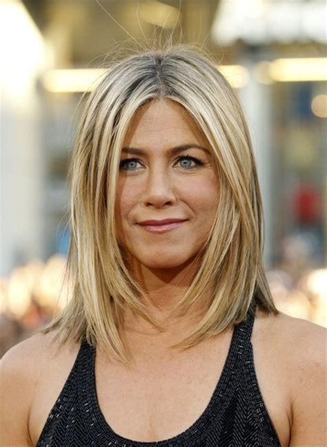 try a jennifer aniston hairstyle on your uploaded photo first hottest shoulder length hair to try now shoulder length