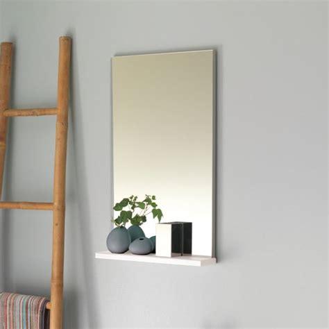 Merveilleux Miroir Salle De Bain Avec Tablette Et Eclairage #3: miroir-salle-de-bain-avec-tablette-pop-sanijura-laque-blanc.jpg