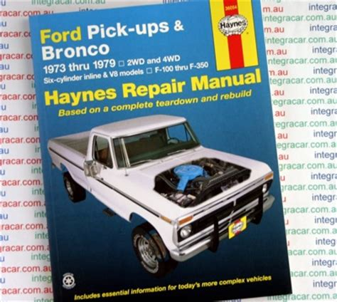 download car manuals pdf free 1987 ford bronco spare parts catalogs 1979 ford f 600 repair manual