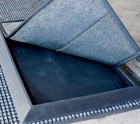 Disinfectant Shoe Mat - shoe sanitizer mat setup maintenance