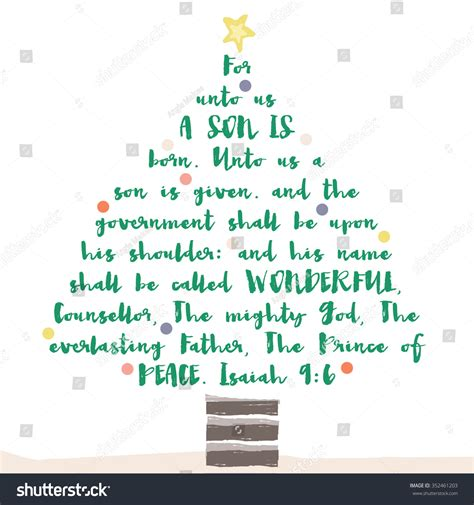 Trees Trees Typography Black tree bible verse typography stock