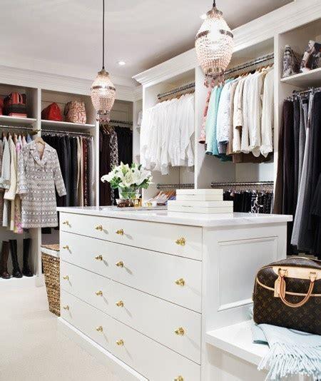 Walk In Closet Dresser Closet Chandeliers Traditional Closet House Home