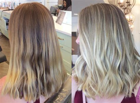 single process color vs highlights what to ask your stylist for to get the color you want