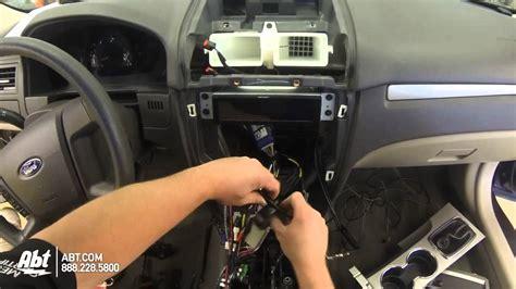 ford fusion dash replacement  metra dash kit
