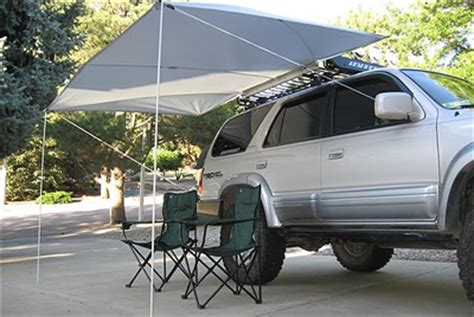 homemade cer awning cerize com awnings